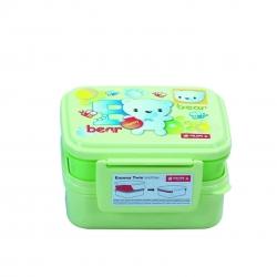 ظرف غذای کودک لیون استار مدل  TWIN کد SB-34