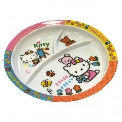 ظرف غذای کودک ملامین کسری یزد طرح Hello Kitty