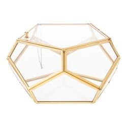 ظرف شیشه ای مدل لینو کد dardar
