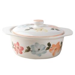 ظرف سوپ خوری طرح بهار گل ها