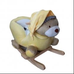 راکر کودک مدل تدی بیبی ماه