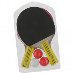راکت پینگ پنگ مدل VG 2041  بسته 2 عددی همراه توپ