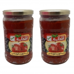 رب گوجه فرنگی انتخاب – 670 گرم بسته 2 عددی