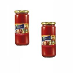 رب گوجه فرنگی کامروز – 500 گرم بسته 2 عددی