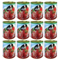 رب گوجه فرنگی شیفته – ۸۰۰ گرم مجموعه ١٢ عددی