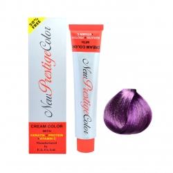 رنگ مو نیو پرستیژکالر سری واریاسیون شماره 005 حجم 120 میلی لیتر رنگ بنفش