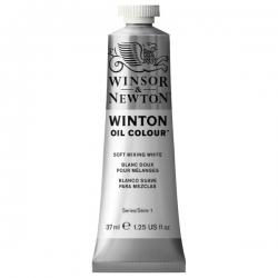 رنگ روغن وینزور اند نیوتون مدل وینتون کد SOFT MIXING WHITE 77 حجم 37 میلی لیتر