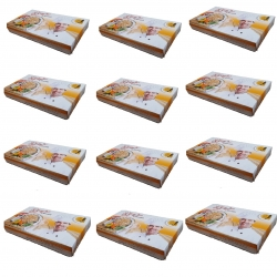 رشته پلویی رشته طلایی شهریزاد – 500 گرم بسته 12 عددی