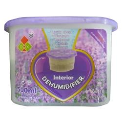 رطوبت گیر DX مدل Lavender Scent حجم 500 میلی لیتر