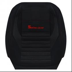 روکش صندلی خودرو سارینا روکش مدل SAR011 مناسب برای پراید صبا