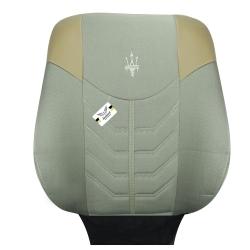 روکش صندلی خودروسوشیانت مدل A 107 مناسب برای پژو 405                     غیر اصل