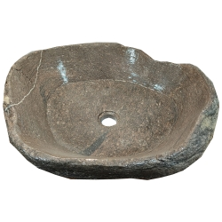 روشویی مدل طبیعی سنگ رودخانه ای کد A190