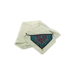 روسری زنانه آرانیک مدل روسری سه گوش کد 1213100011