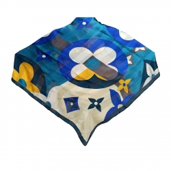 روسری زنانه مدل 00202127                     غیر اصل