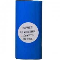 ریبون پرینتر لیبل زنمدل Wax Resin 110×300