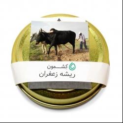 ریشه زعفران کشمون حجی احمد شجاع- ۴.۶ گرم