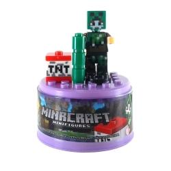 ساختنی مدل Minecraft Steve کد 004