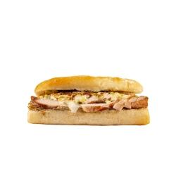 ساندویچ چاپاتا چیکن ملانزانا مزبار – 330گرم