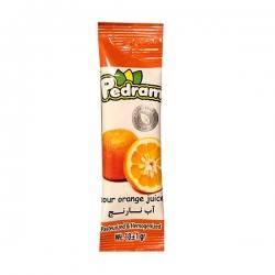 ساشه آب نارنج پدرام بسته 25 عددی