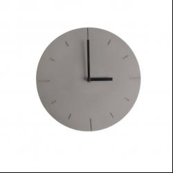 ساعت بتنی دیواری مدل تیا کد b1