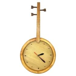 ساعت دیواری  مدل نورآهنگ کد 4