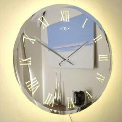 ساعت دیواری آتریکس مدل بک لایت کد M18