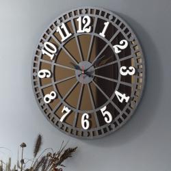 ساعت دیواری اِلِنسی مدل Vira