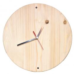 ساعت دیواری چوبی مدل یونیک کد 410