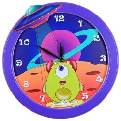 ساعت دیواری کودک طرح سفینه کد CL-23