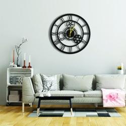 ساعت دیواری مدل چرخ دنده کد A-CLK127