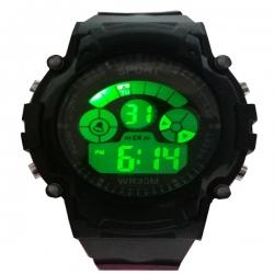 ساعت مچی دیجیتال مدل چراغدار کد jadid 1