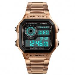 ساعت مچی دیجیتال مردانه اسکمی مدل 1335RG