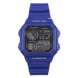 ساعت مچی دیجیتال والار مدل WR 3504 -SO-ME