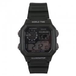 ساعت مچی دیجیتال والار مدل WR 3506 -SB-ME