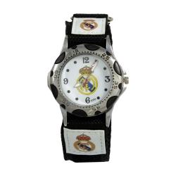 ساعت مچی عقربه ای بچگانهمدل رئال مادرید