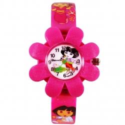 ساعت مچی عقربه ای دخترانه دیوارز مدل D-01