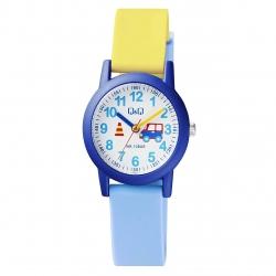 ساعت مچی عقربه ای دخترانه کیو اند کیو مدل VS49J010Y