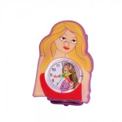 ساعت مچی عقربه ای دخترانه مدل 003
