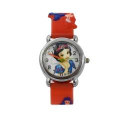 ساعت مچی عقربه ای دخترانه مدل se-266-gh