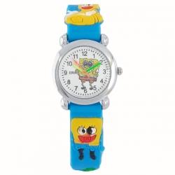 ساعت مچی عقربه ای پسرانه مدل BAB 1101 /AB-RO به همراه دستمال مخصوص نانو برند کلیر واچ