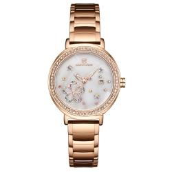 ساعت مچی عقربه ای زنانه نیوی فورس مدل 5016 کد 01