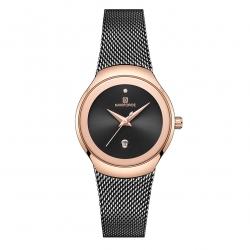 ساعت مچی عقربه ای زنانه نیوی فورس مدل NF5004 RGB