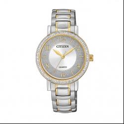 ساعت مچی عقربه ای زنانه سیتی زن مدل EL3044-54A