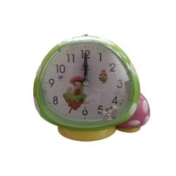ساعت رومیزی کودک مدل قارچ