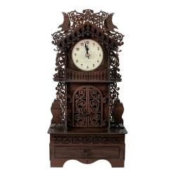 ساعت رومیزی لوگولیزر مدل پازلی طرح سنتی