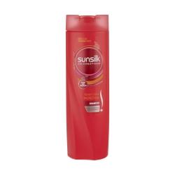 شامپو تثبیت کننده رنگ مو سانسیلک مدل Colour Lock حجم 350 میلی لیتر