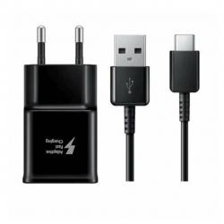 شارژر دیواری  مدل EP-TA300CWE به همراه کابل تبدیل USB-C                     غیر اصل
