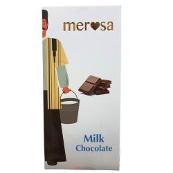 شکلات شیری مروسا مقدار 100 گرم
