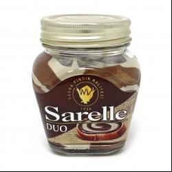 شکلات صبحانه با طعم کرمی و شکلاتی سارلا – 350 گرم