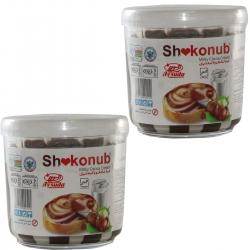 شکلات صبحانه     دو رنگ آی سودا بسته دو عددی